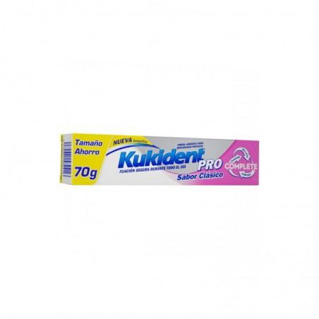 Comprar KUKIDENT PRO COMPLETE CLÁSICO 70 G