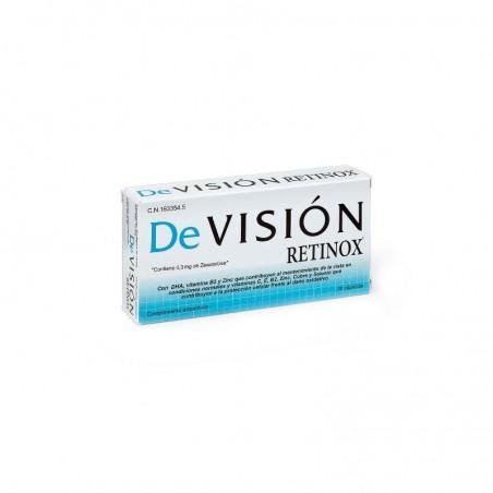 Comprar DEVISION RETINOX 30 CAPS