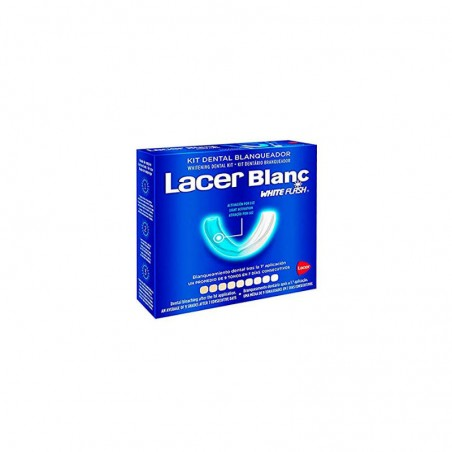 Comprar LACER BLANC WHITE FLASH KIT BLANQUEADOR