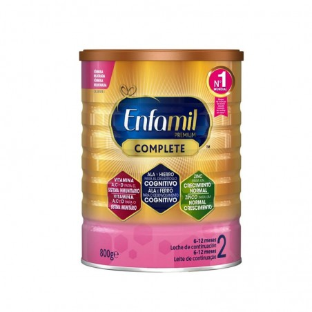 Comprar ENFAMIL 2 PREMIUM COMPLETE 800 G