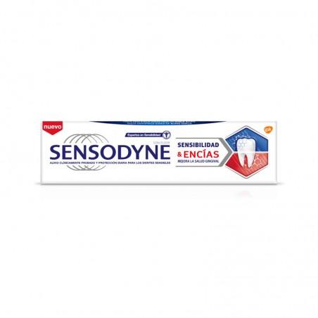 Comprar SENSODYNE SENSIBILIDAD Y ENCÍAS FRESH MINT 75 ML