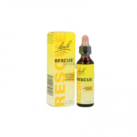 Comprar BACH RESCUE GOTAS 20 ML