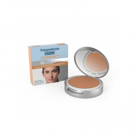 Comprar ISDIN FOTOPROTECTOR COMPACT BRONCE SPF 50+