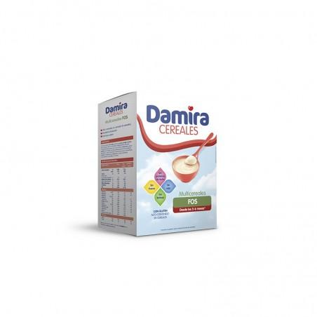 Comprar DAMIRA MULTICEREALES FOS 600 G