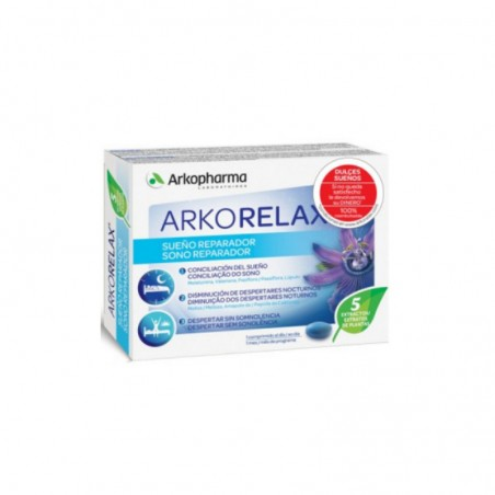 Comprar ARKORELAX SUEÑO 30 COMPRIMIDOS
