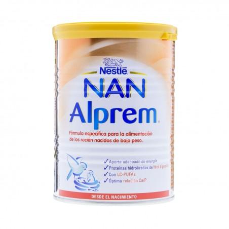 Comprar NAN ALPREM NESTLE 400 G