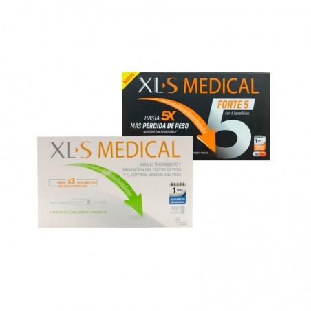 Comprar XLS MEDICAL + XLS MEDICAL FORTE 5