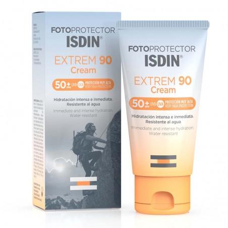 Comprar EXTREM 90 ISDIN SPF 50+ CREMA 50 ML