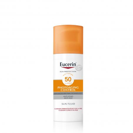 Comprar EUCERIN SUN FLUID PHOTOAGING CONTROL SPF 50 50 ML