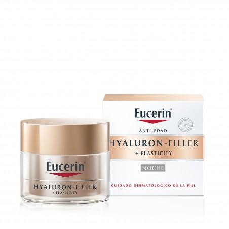Comprar EUCERIN  HYALURON- FILLER+ ELASTICITY NOCHE 50 ML