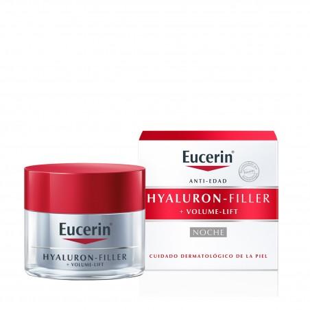 Comprar EUCERIN  HYALURON-FILLER + VOLUMEN LIFT NOCHE 50 ML