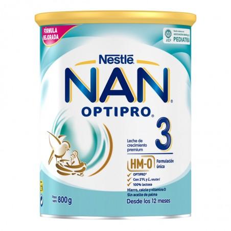Comprar NAN 3 OPTIPRO 800 G