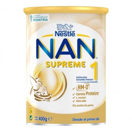 Comprar NAN  SUPREME 1 400 G