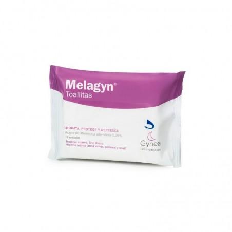 Comprar MELAGYN TOALLITAS 15 UNIDADES