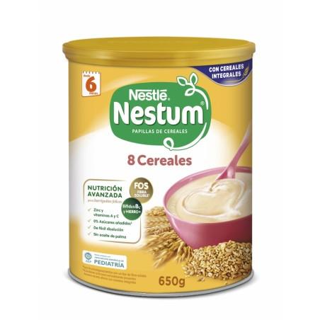 Comprar NESTUM 8 CEREALES 650 G