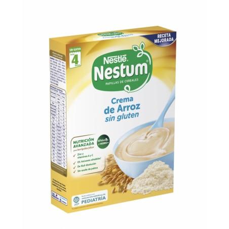 Comprar NESTUM CREMA DE ARROZ SIN GLUTEN 250 G