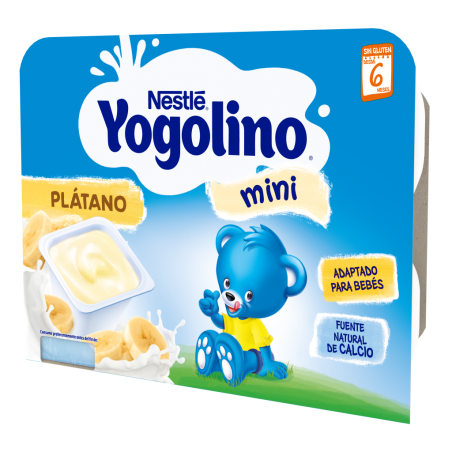 Comprar NESTLE IOGOLINO MINI PLÁTANO