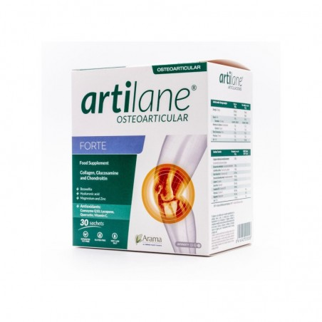 Comprar ARTILANE FORTE 30 SOBRES