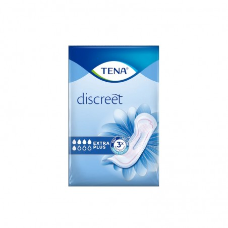 Comprar TENA DISCREET EXTRA PLUS 16 UNIDADES