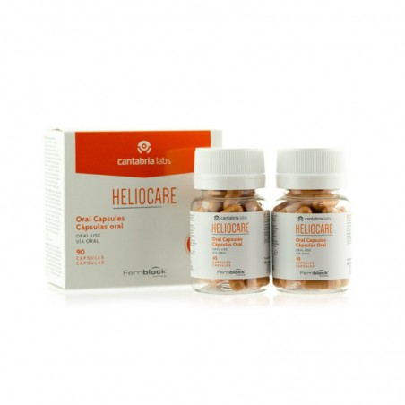 Comprar HELIOCARE ADVANCED ORAL 90 CÁPSULAS