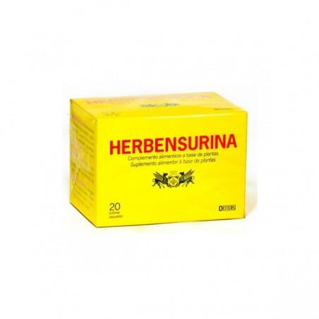 Comprar HERBENSURINA 20 FILTROS