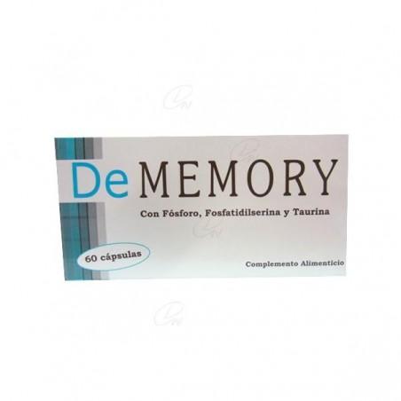 Comprar DEMEMORY 60 CAPS