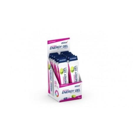 Comprar ETIXX isotonic energy gel sabor lima 12ud.