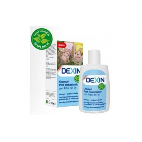 Comprar DEXIN champu post tratamiento 150ml.