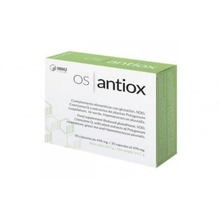 Comprar OS ANTIOX 30cap.