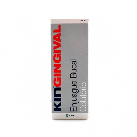 Comprar KIN GINGIVAL ENJUAGUE BUCAL