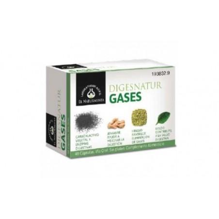Comprar DIGESNATUR GASES 48cap.