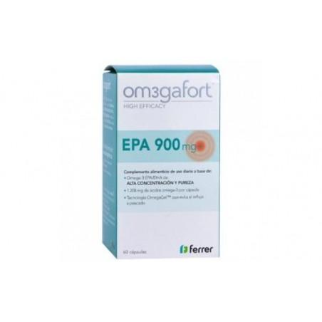 Comprar OMEGAFORT EPA 900mg. 60cap.
