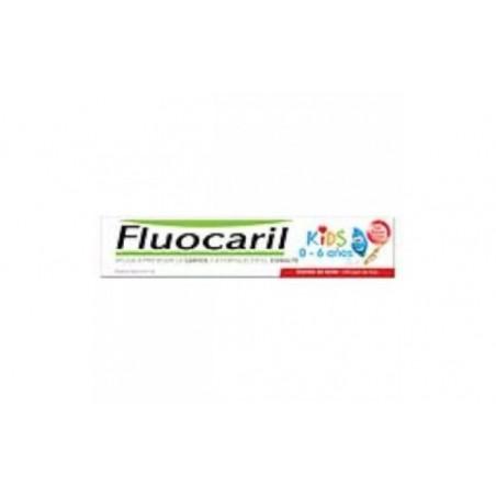 Comprar FLUOCARIL KIDS GEL fresa 50ml.