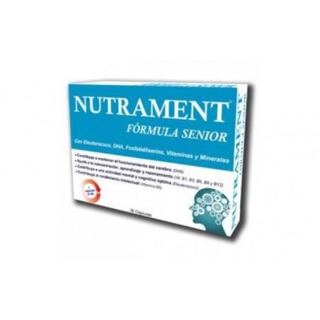 Comprar NUTRAMENT formula senior 30cap.