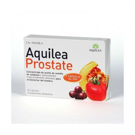 Comprar AQUILEA PROSTATE 30 CAPS