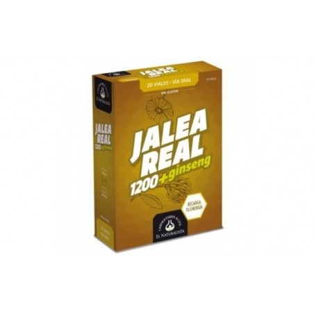 Comprar JALEA REAL   GINSENG 48cap.