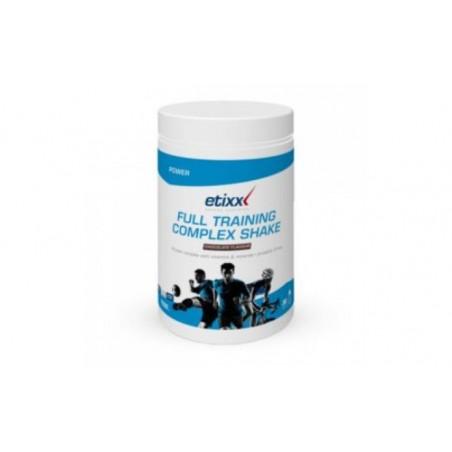 Comprar ETIXX full training sabor chocolate 1kg.