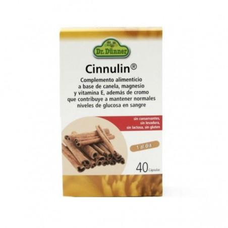 Comprar CINNULIN 40 CAPS
