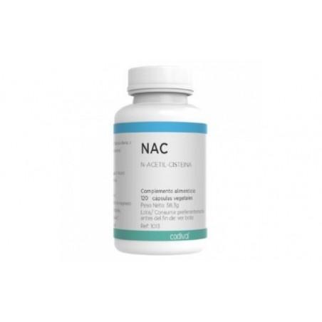 Comprar NAC N-ACETIL-CISTEINA 120cap.