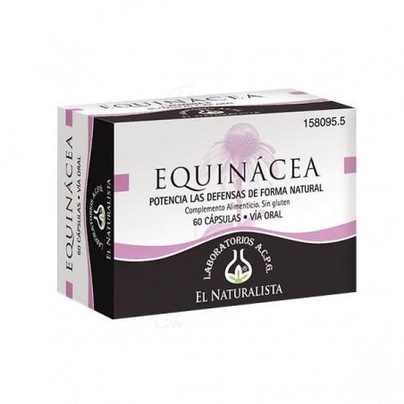 Comprar EQUINACEA + VITAMINA C EL NATURALISTA