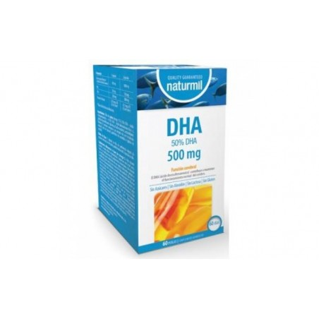 Comprar DHA 500mg. 60perlas