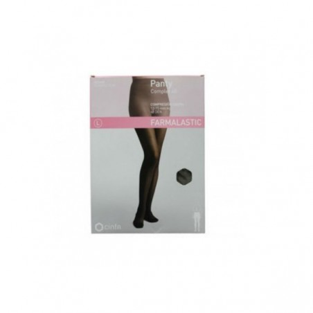 Comprar PANTY COMP NORMAL NEGRO T - MED