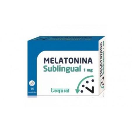 Comprar MELATONINA 1mg. 60comp.sublinguales