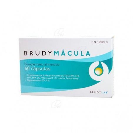 Comprar BRUDY MÁCULA 60 CAPS