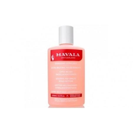 Comprar MAVALA QUITAESMALTE ROSA sin acetona 100ml.