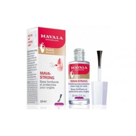Comprar MAVALA MAVA-STRONG fortalecedor uñas blandas 10ml.