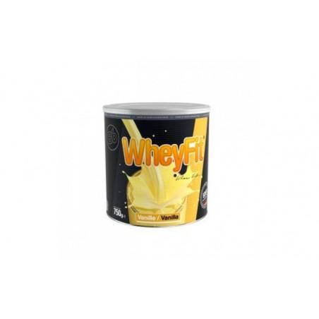 Comprar WHEYFIT sabor vainilla 750gr.