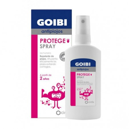 Comprar GOIBI + REPELENTE DE PIOJOS 125 ML