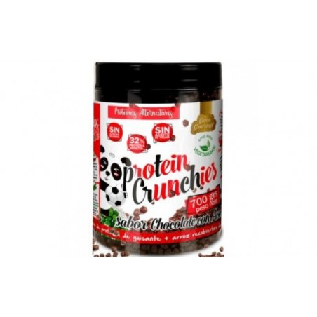 Comprar PROTEIN CRUNCHIES chocolate-avellana 700gr.