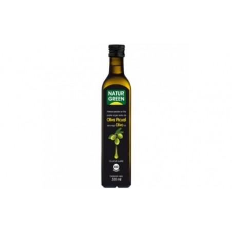 Comprar ACEITE DE OLIVA PICUAL 1ª pression frio 500ml BIO